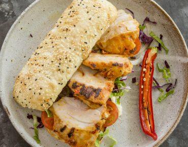 Chicken Red Harissa